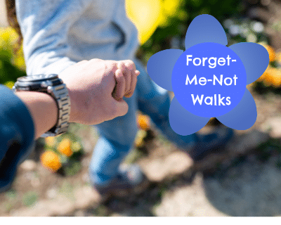 Forget-Me-Not Walks